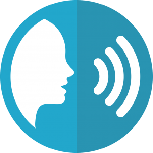 Speech to Audio Icon