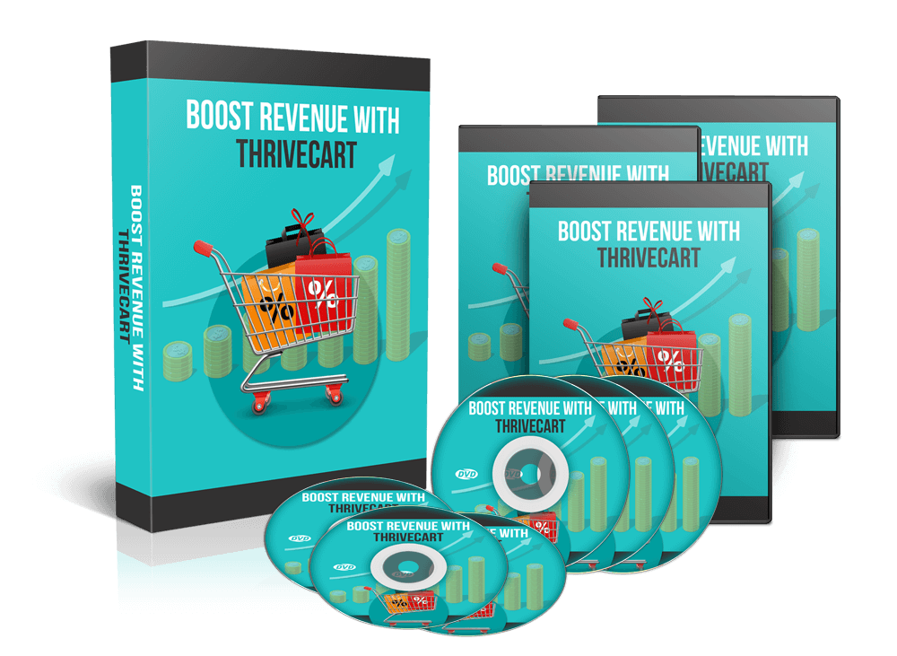 Boost Revenue With Thrivecart - Video Training Course