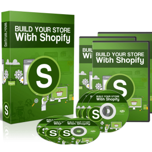 Build Your Ecommerce Store With Shopify Video Training Course