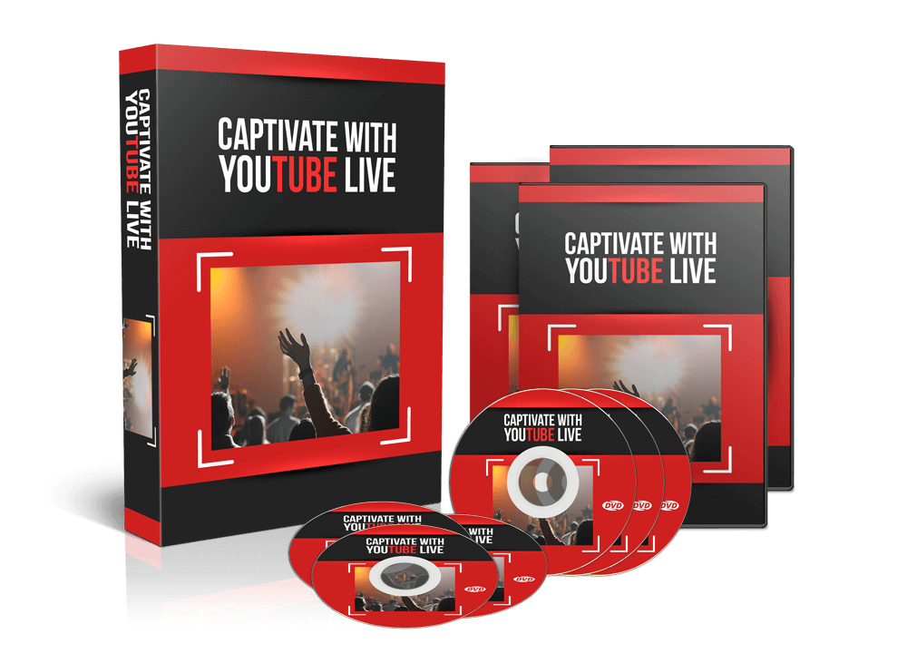 Captivate With YouTube Live Video Training Course
