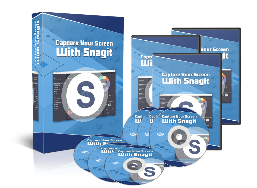 Capture Your Screen With Snagit Video Training Course