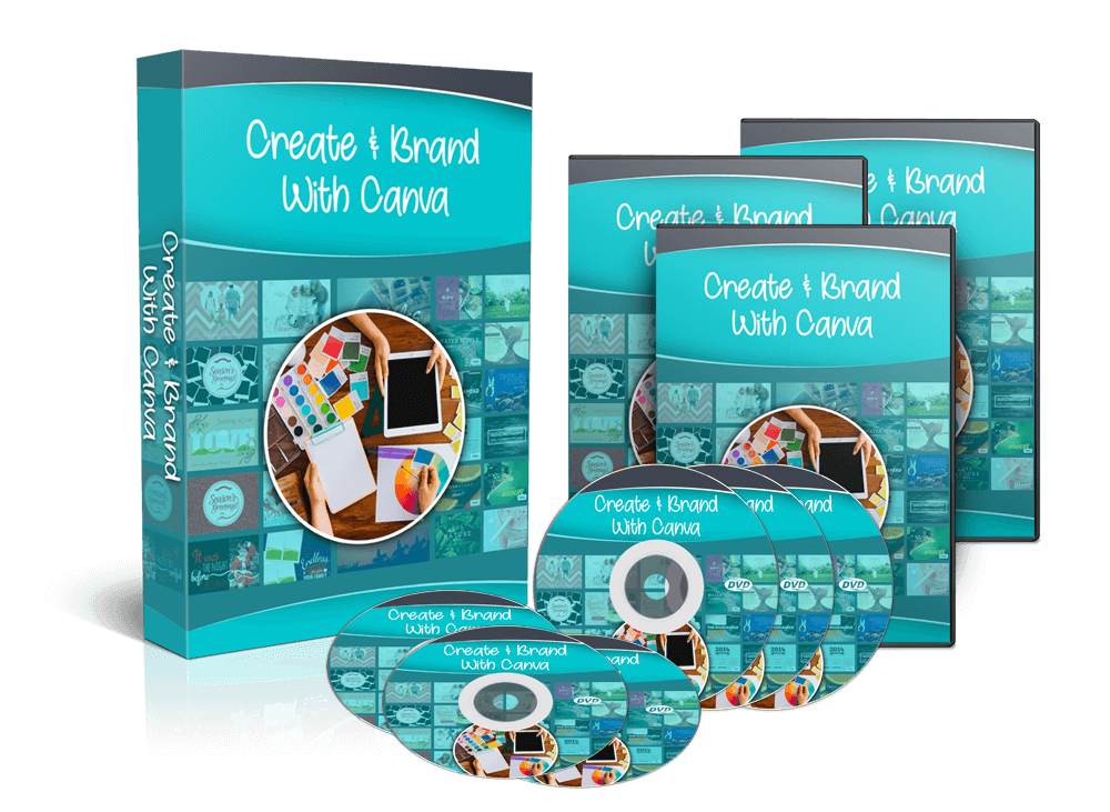 Create and Brand With Canva Video Training Course