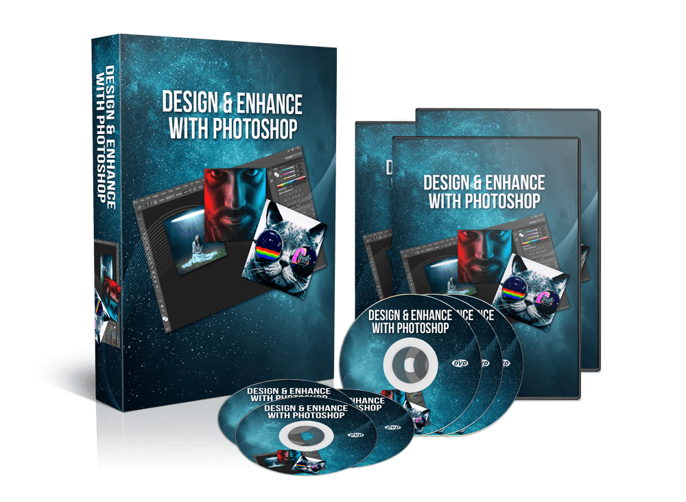 Design & Enhance With Photoshop Video Training Course