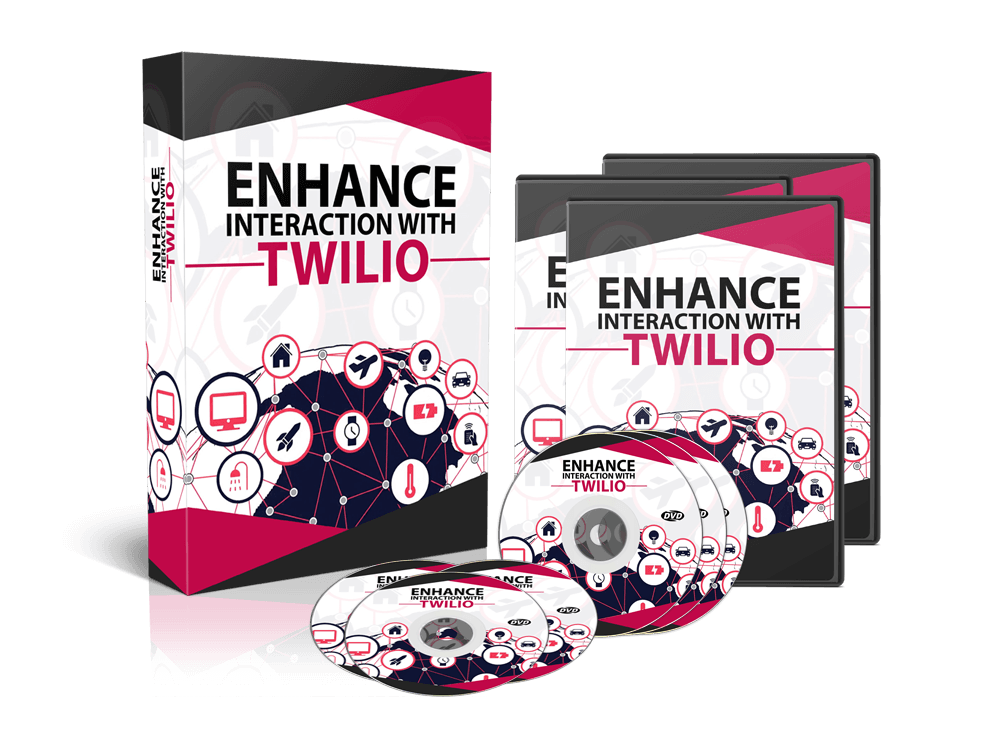 Enhance Audience Interaction With Twilio - Video Training Course