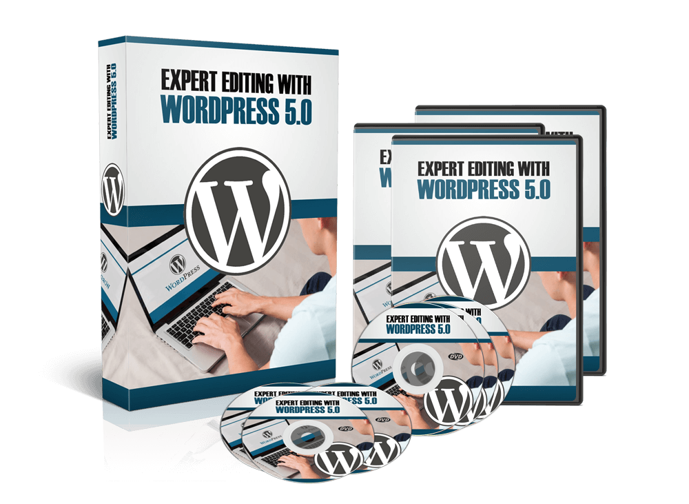 Expert Editing With WordPress 5.0 Video Training Course