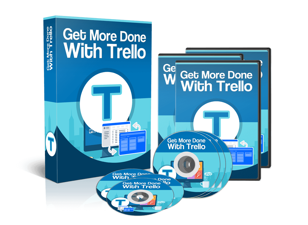 Get More Done with Trello Video Training Course
