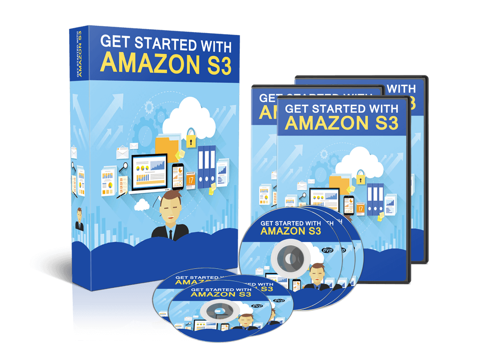 Get Started With Amazon S3 - Video Training Course