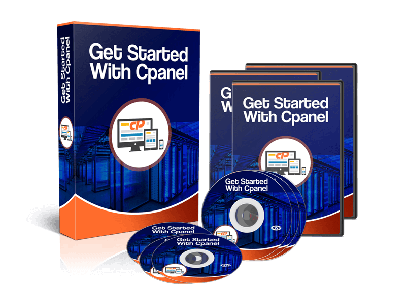 Get Started With Cpanel - Video Training Course