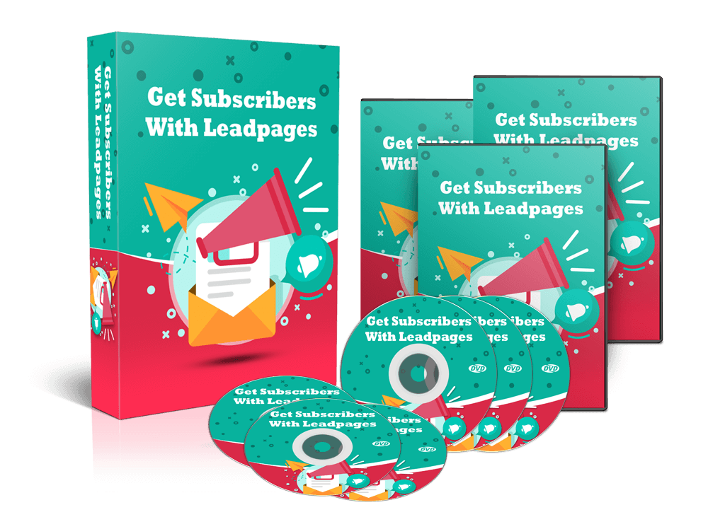 Get Subscribers With Leadpages - Video Training Course