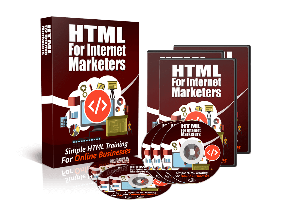 HTML For Internet Marketers Video Training Course
