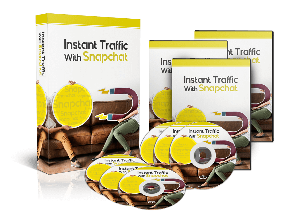 Instant Traffic With Snapchat - Video Training Course