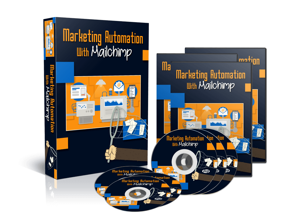 Mailchimp Marketing Automation Video Tutorial Course