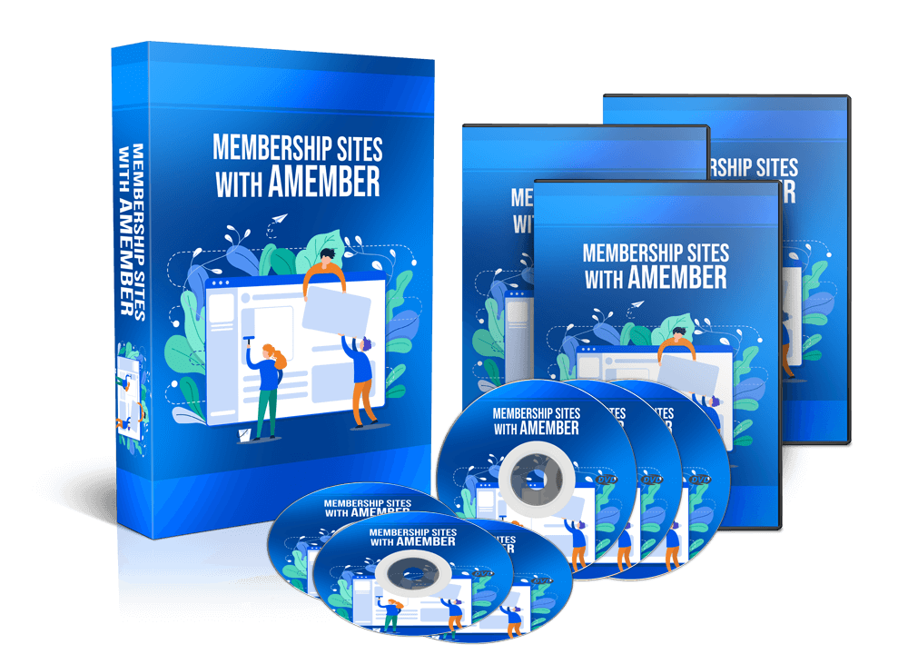Membership Sites With Amember Pro Video Training Course
