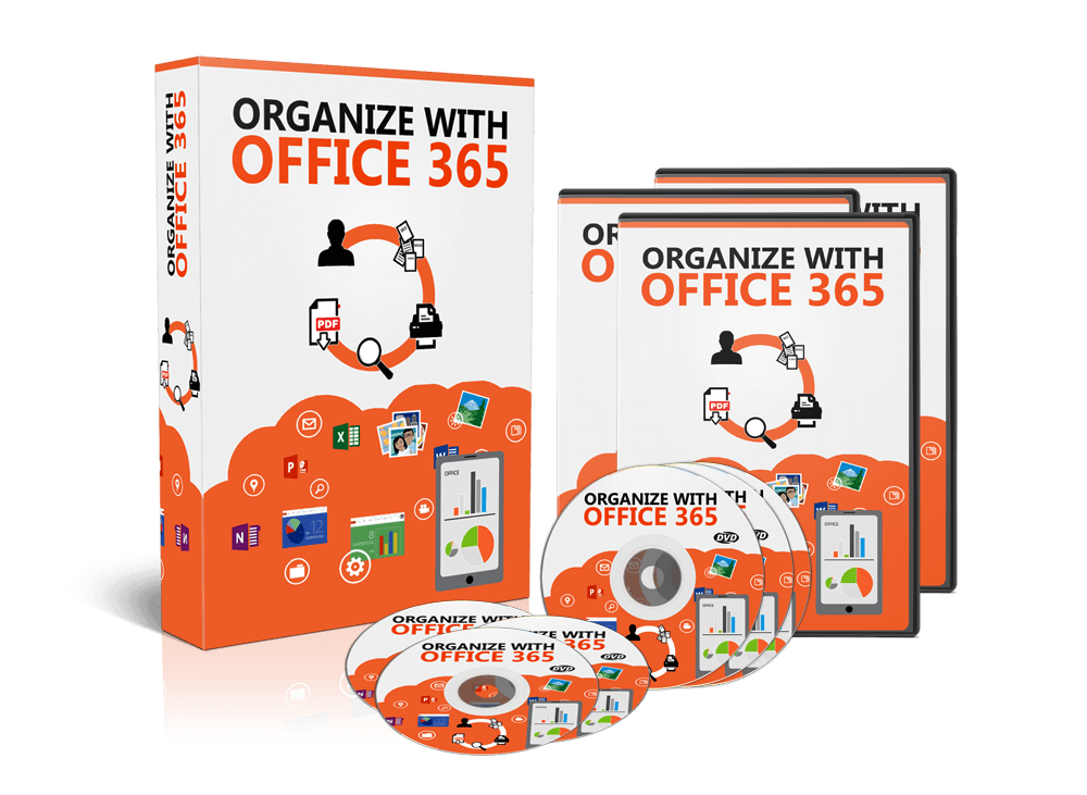 Organize With Office 365 Video Training Course