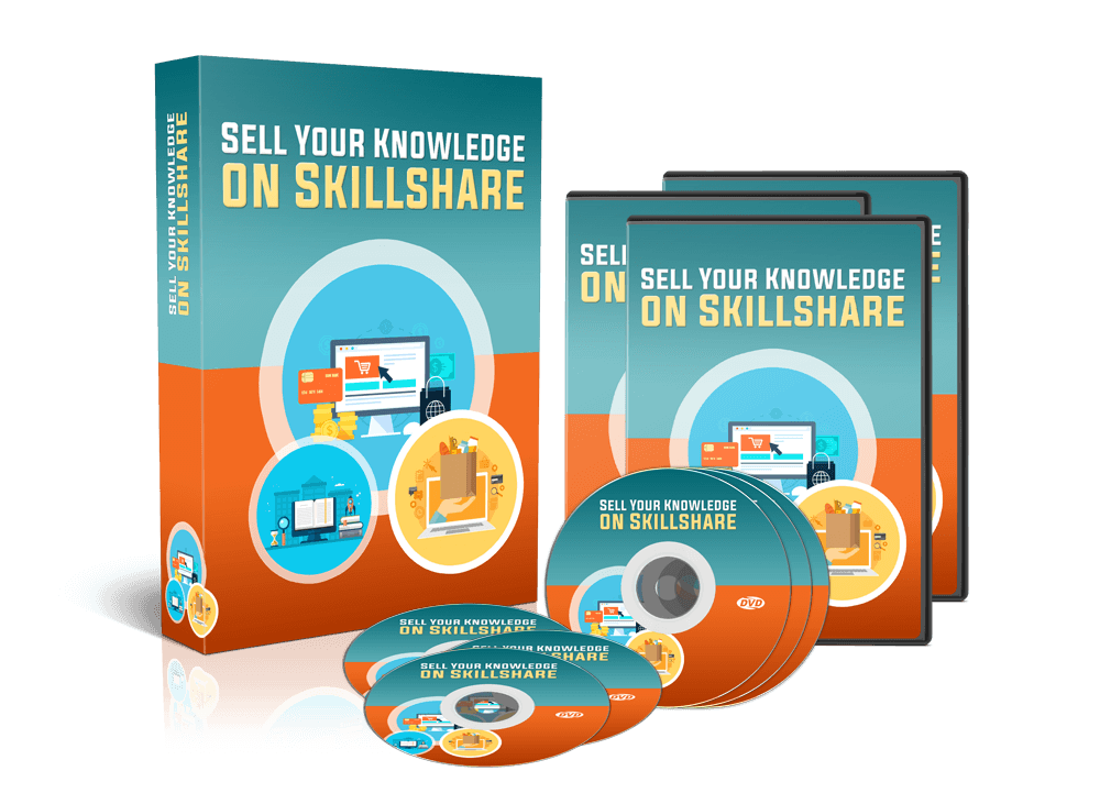 Sell You Knowledge on Skillshare Video Training Course