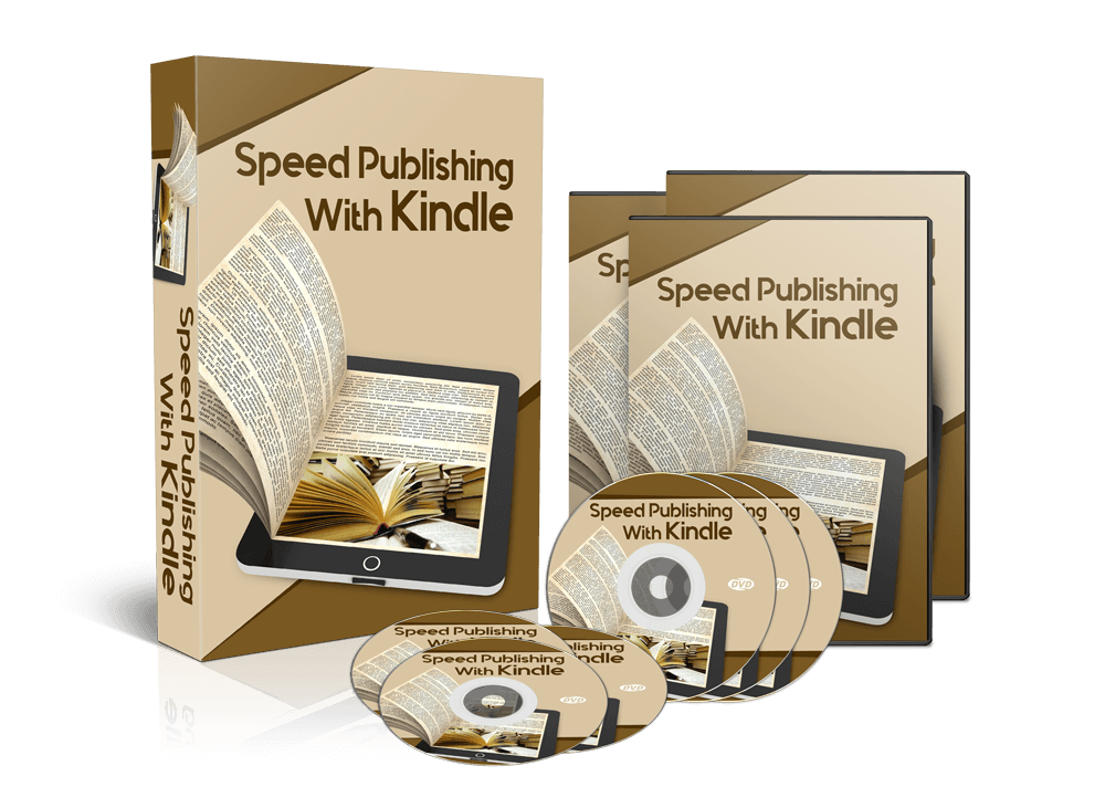Speed Publishing With Kindle Video Training Course