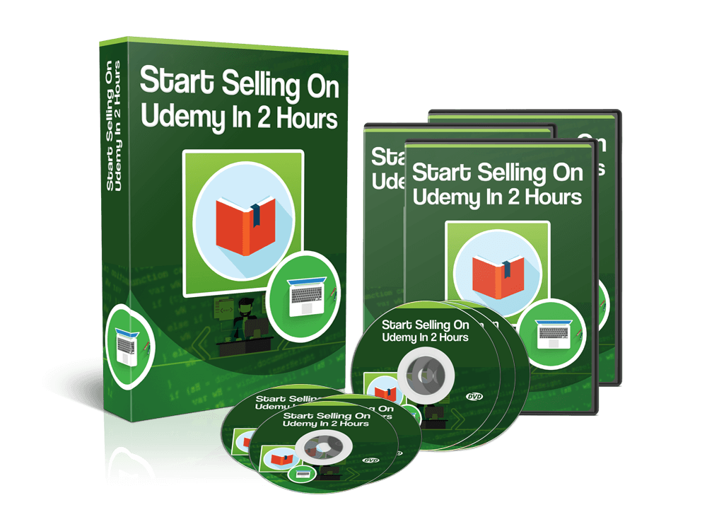 Sell Your Courses On Udemy in Video Training Course
