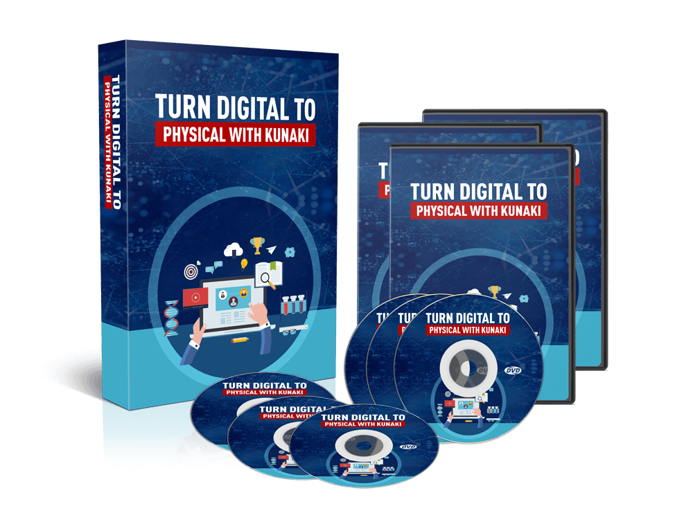 Turn Digital to Physical With Kunaki - Video Training Course