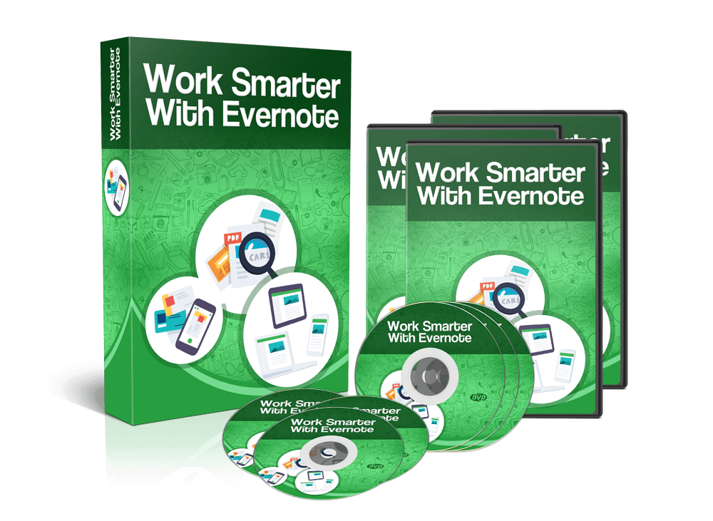 Work Smarter with Evernote Video Training Course