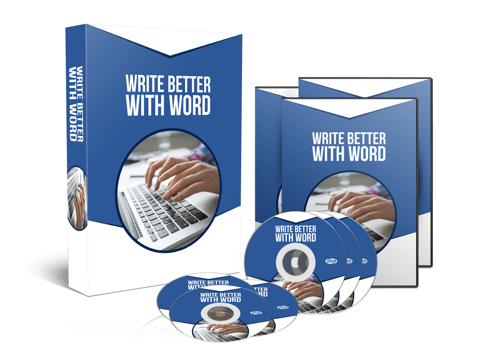 Write Better With Word - Video Training Course