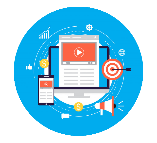 Broadcasting Information to your Customers via Youtube Live Illustration