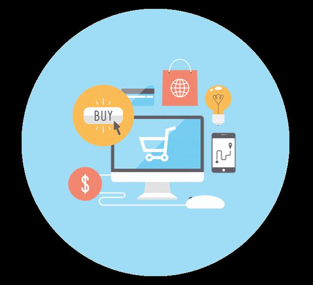 Ecommerce Shopping Cart Images Illustration