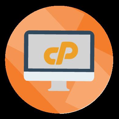 Cpanel Computer Graphic Illustration