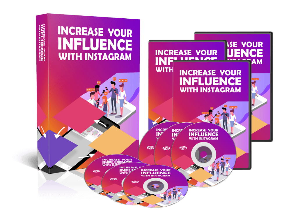 Increase Your Influence With Instagram - Video Training Course