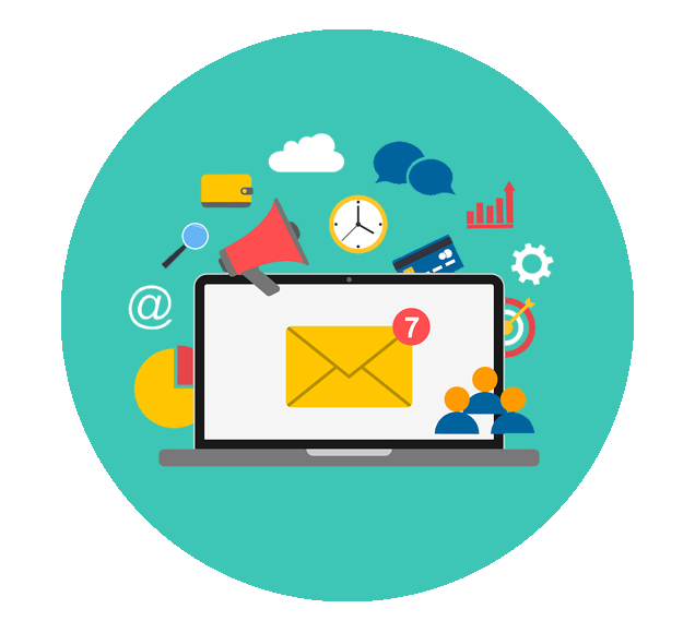 Monetizing Customers Using an Email Funnel - Illustration