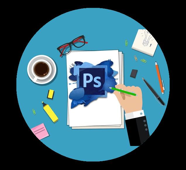 Designing With PhotoShop Illustration