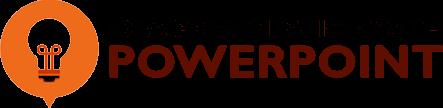 Idea Presentation With Powerpoint Logo