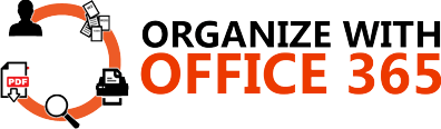 Organize With Microsoft Office 365 Logo