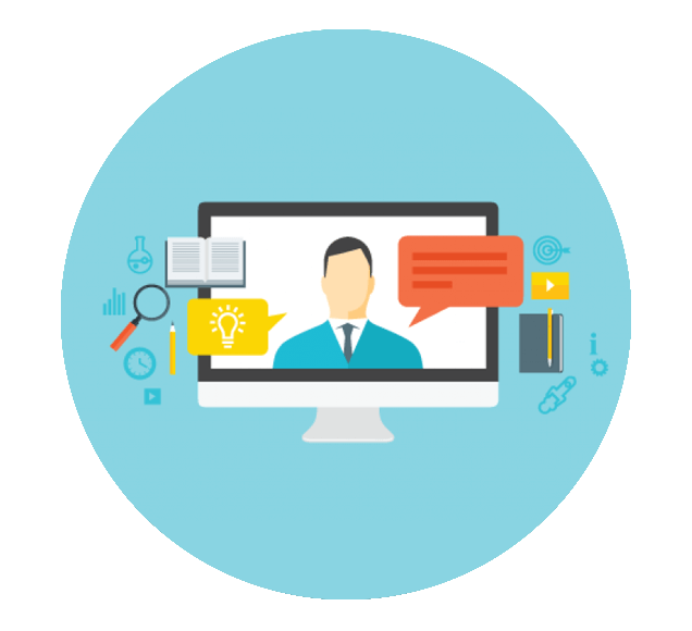 Using Webinars to Sell Products Illustration