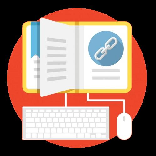 Online Training Course Illustration