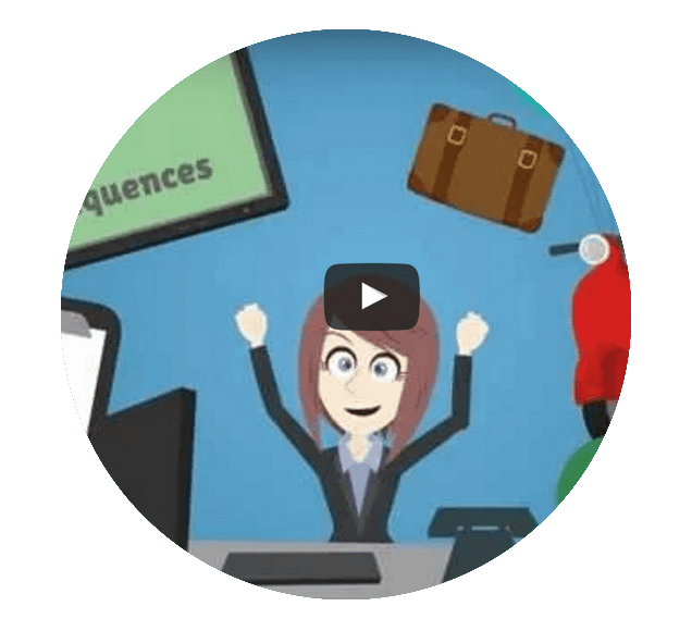 Video Training Animation Illustration