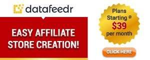 Datafeedr Affiliate Store Creation