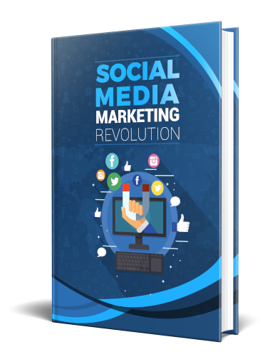 Social Media Marketing Revolution E-Book Cover