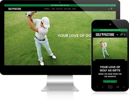 Golf Pasture Store