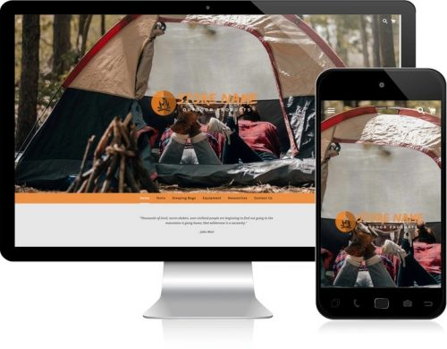 Outdoors and Camping Store