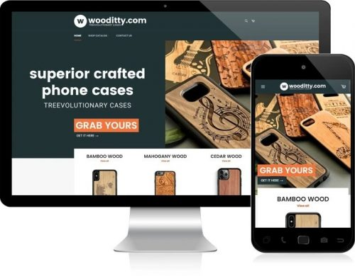 Crafted Phone Cases Store