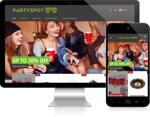 Party Spot Store