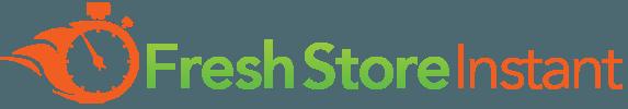 Fresh Store Instant Logo