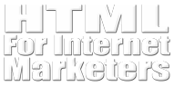 HTML For Internet Marketers Logo