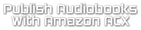 Publish Audiobooks With Amazon ACX Logo