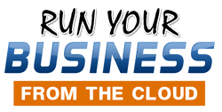 Run Your Business From the Cloud Logo